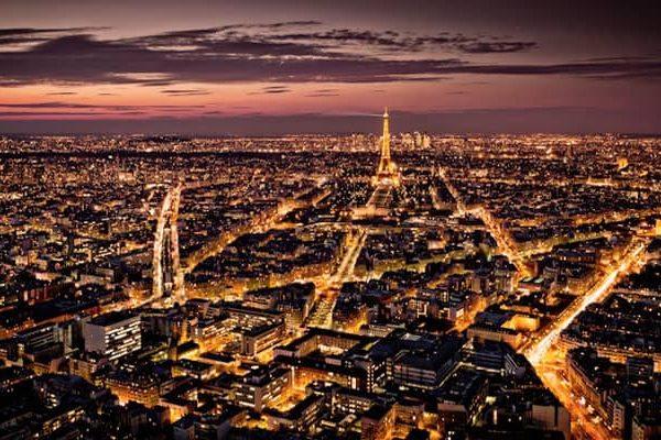 Paris & Montreux In Spring